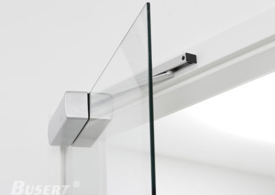 Obentürschließer Premium mit Gleitschiene für Glastüren TS_004