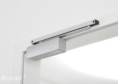 Obentürschließer Premium mit Gleitschiene für Glastüren TS_006