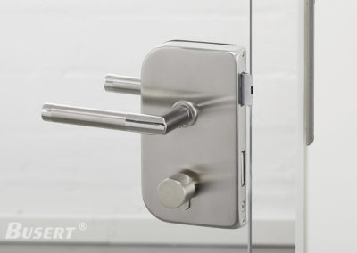 GS100 Office WC edelstahl - Drücker Fashion