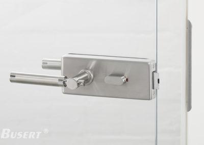 GS20 Studio WC edelstahl - Drücker Exclusiv