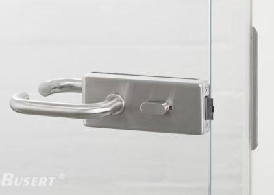 GS20 Studio WC edelstahl - Drücker Smart