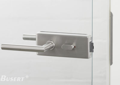 GS20 Studio WC edelstahl - Drücker Trend