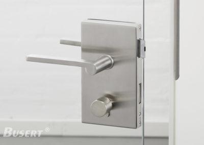 GS200 Office WC edelstahl - Drücker Agile