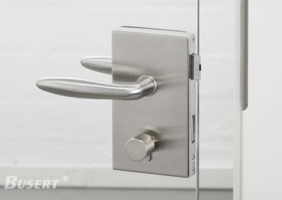 GS200 Office WC edelstahl - Drücker Casual