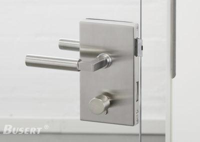 GS200 Office WC edelstahl - Drücker Design