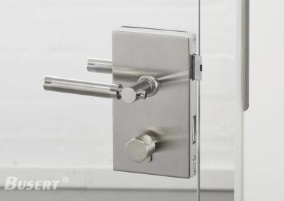 GS200 Office WC edelstahl - Drücker Exclusiv