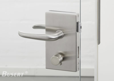 GS200 Office WC edelstahl - Drücker Pure