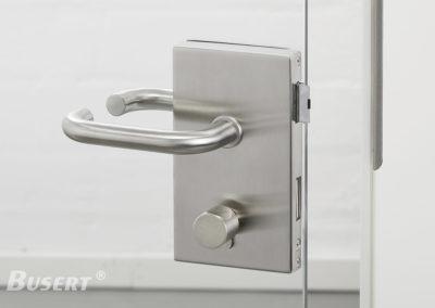 GS200 Office WC edelstahl - Drücker Smart