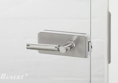 GS40 Studio UV edelstahl - Drücker Exclusiv