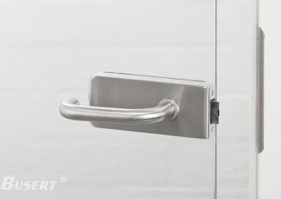 GS40 Studio UV edelstahl - Drücker Smart