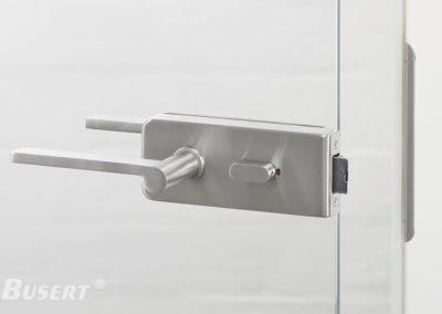GS40 Studio WC edelstahl - Drücker Agile
