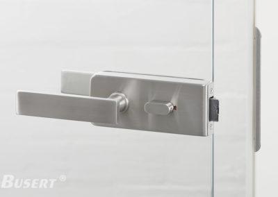 GS40 Studio WC edelstahl - Drücker Belle