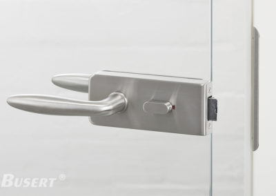 GS40 Studio WC edelstahl - Drücker Casual