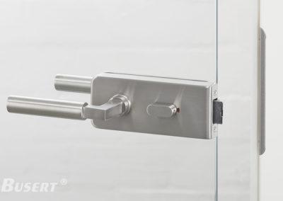 GS40 Studio WC edelstahl - Drücker Design