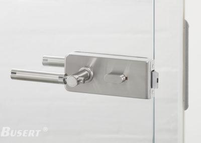 GS40 Studio WC edelstahl - Drücker Exclusiv