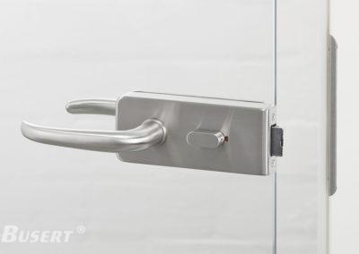 GS40 Studio WC edelstahl - Drücker Pure