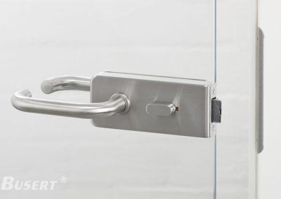 GS40 Studio WC edelstahl - Drücker Smart