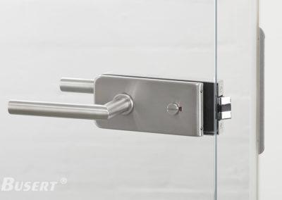 GS40 Studio WC edelstahl - Drücker Trend (Ansicht Gegenseite)
