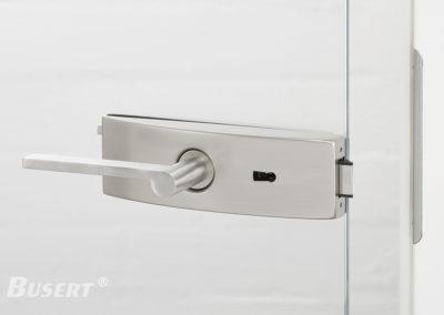 GS50 Studio BB edelstahl - Drücker Agile