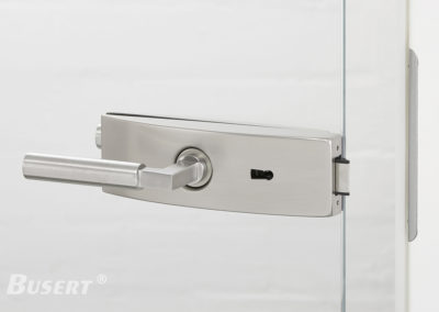 GS50 Studio BB edelstahl - Drücker Design