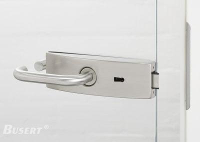 GS50 Studio BB edelstahl - Drücker Smart