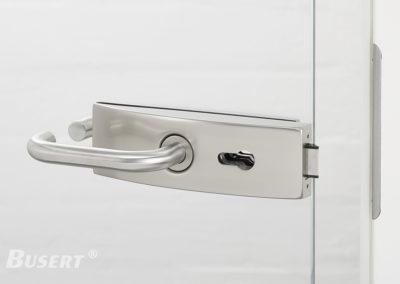 GS50 Studio PZ edelstahl - Drücker Smart