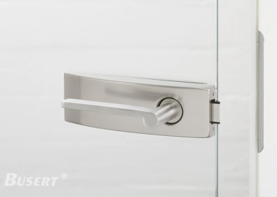 GS50 Studio UV edelstahl - Drücker Agile