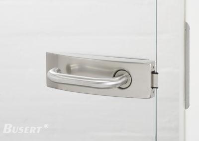 GS50 Studio UV edelstahl - Drücker Smart