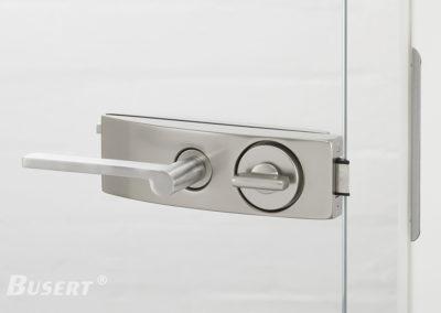 GS50 Studio WC edelstahl - Drücker Agile
