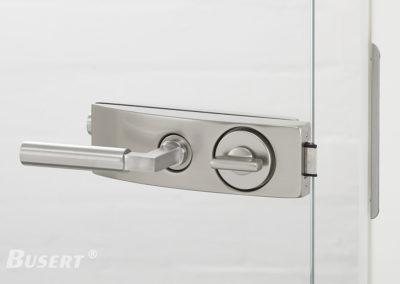 GS50 Studio WC edelstahl - Drücker Design