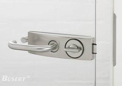GS50 Studio WC edelstahl - Drücker Smart